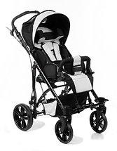 UMBRELLA JUNIOR PLUS – коляска инвалидная для детей больных ДЦП с пневмо колесами, фото 3