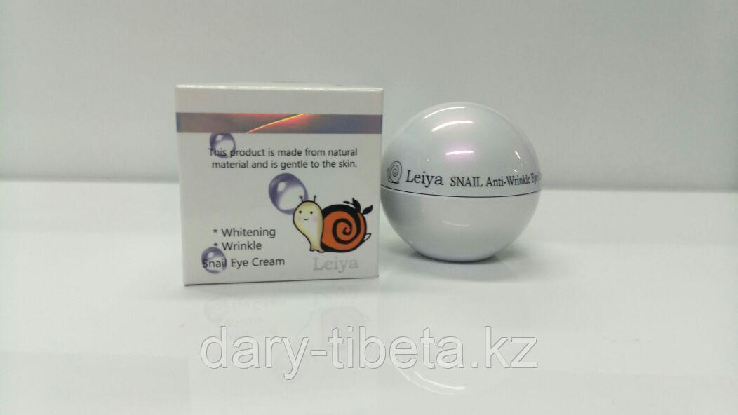 Leiya Snail Eye Cream-Крем вокруг глаз на основе улитки