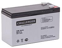 Аккумулятор Challenger AS12-7.2 (12В, 7,2Ач), фото 1