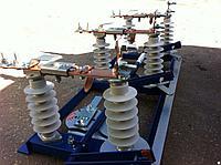 РНДЗ-35 запасные части к разъединителям