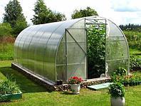 Сотовый поликарбонат Для теплицы 4мм, фото 1