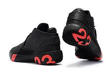 Баскетбольные кроссовки Nike Air Jordan Ultra.Fly 3 (III) Black\Red (40-46), фото 2