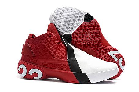 Баскетбольные кроссовки Nike Air Jordan Ultra.Fly 3 (III) White\Red (40-46), фото 2