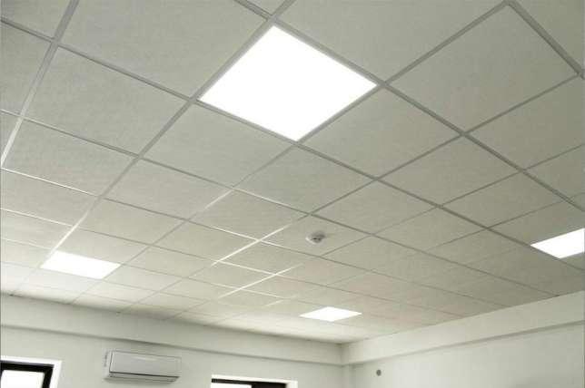 Моющий потолок Амстронг с жестким комплектом - фото 1
