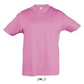 Детская футболка Regent Kids   Sols   Orchid pink