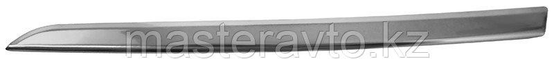 Молдинг решетки радиатора RENAULT LOGAN / SANDERO 14- LH (NEW)
