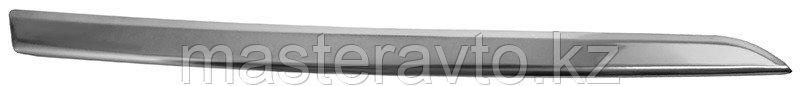 Молдинг решетки радиатора ХРОМ RENAULT LOGAN / SANDERO 14- RH (NEW)