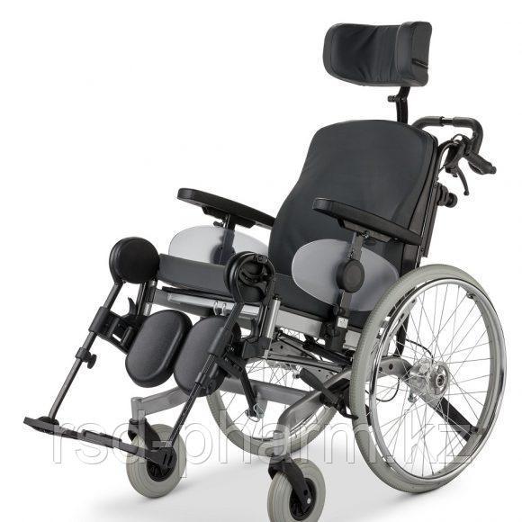Многофункциональная инвалидная кресло-коляска SOLERO PREMIUM ОЧЕНЬ ФУНКЦИОНАЛЬНАЯ МОДЕЛЬ!