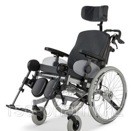 Многофункциональная инвалидная кресло-коляска SOLERO PREMIUM ОЧЕНЬ ФУНКЦИОНАЛЬНАЯ МОДЕЛЬ!, фото 2