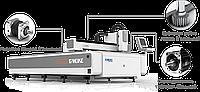 Оптоволоконный лазерный станок для резки металлаLF3015C