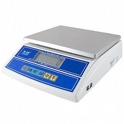 Весы электронные фасовочные настольные M-ER 326AF-6.1 (325х260х120мм, платф.255х210мм,ЖКИ)