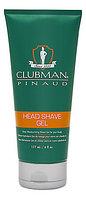 Clubman Head Shave Gel (Гель для бритья головы)