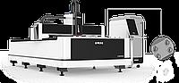 Оптоволоконный лазерный станок для резки металла LF3015LN