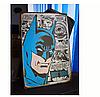 "Ретро табличка ""Бэтмен"""