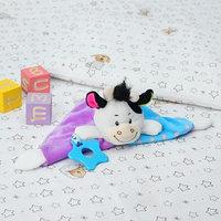Игрушка для новорождённых 'Коровушка', с грызунком