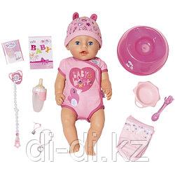 Игрушка BABY born Кукла Интерактивная, 43 см, кор.