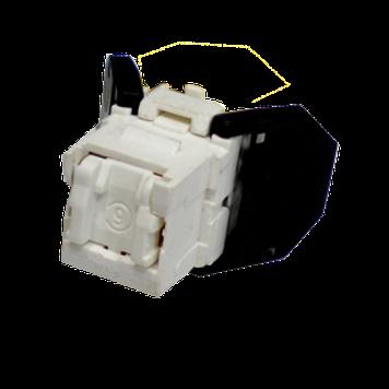 Модуль Keystone RJ45, Cat.6, UTP  3M TYPE безинструментальный монтаж
