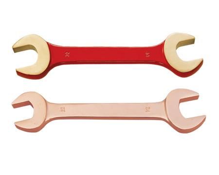 Ключ двусторонний рожковый искробезопасный 12*14 мм