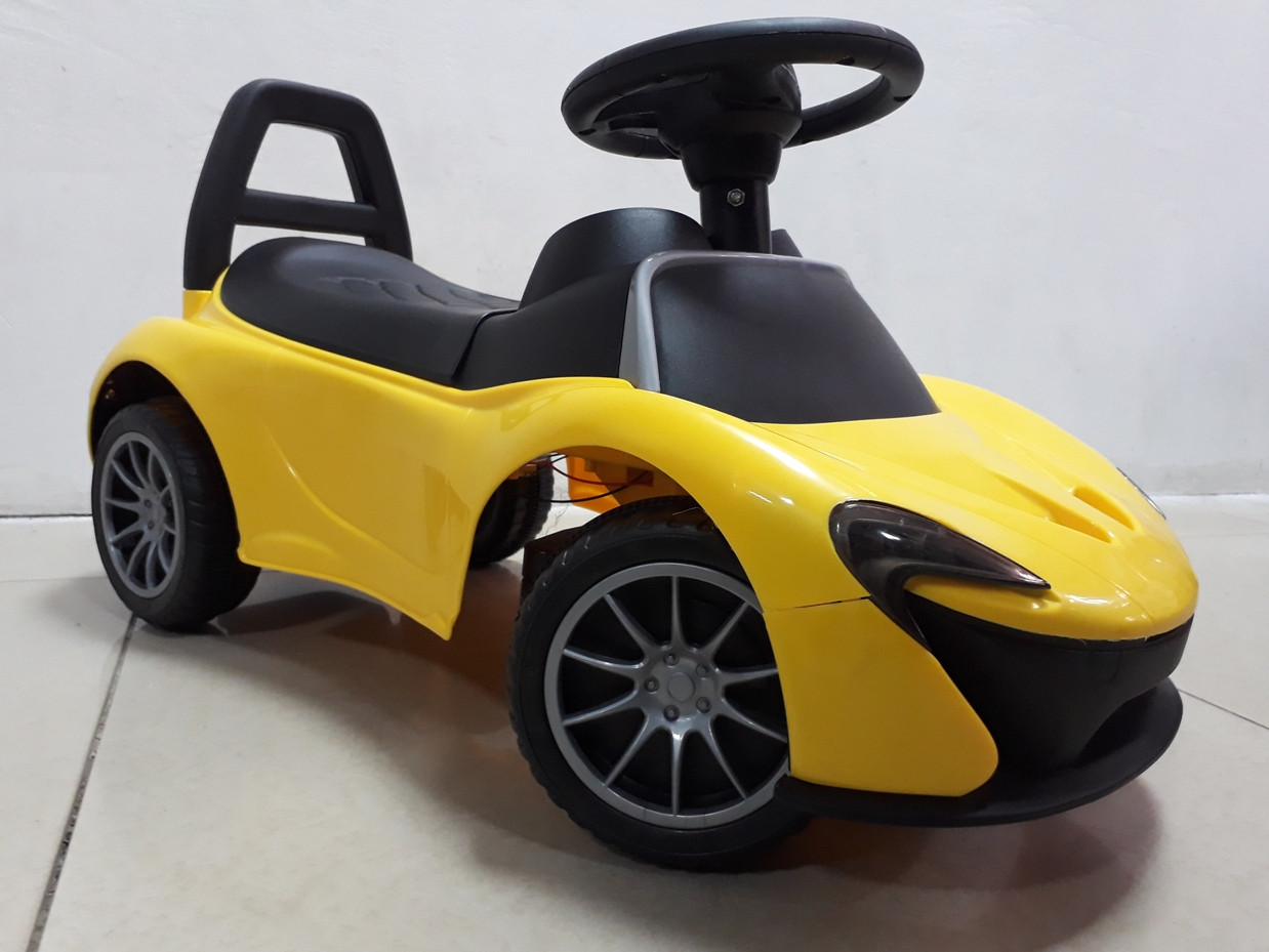 Толокар Ferrari для вашего ребенка