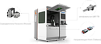 Высокоточный волоконный лазерный резак LF0640
