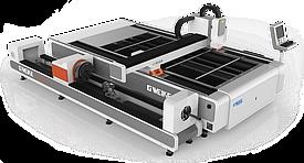Оптоволоконный лазерный станок для резки металлических листов и труб LF3015CR