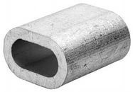 Зажим троса din 3093 алюминиевый 12 мм