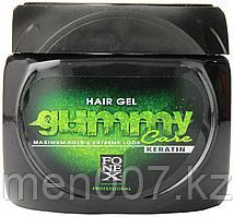 Gummy Hair Styling Gel Keratin (Гель для укладки волос)