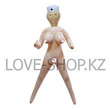 Надувная кукла – Пышногрудая Медсестра.