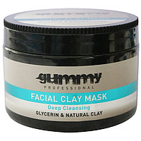 Gummy Facial Clay Mask (Очищающая маска - глина для лица)