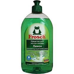 Frosch Бальзам для мытья посуды Лимон
