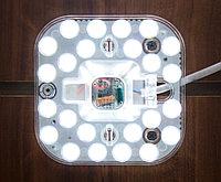 Светодиодная плата панель, 12х12 см
