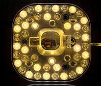 Светодиодная плата панель, 16х16 см (2 типа свечения), фото 1