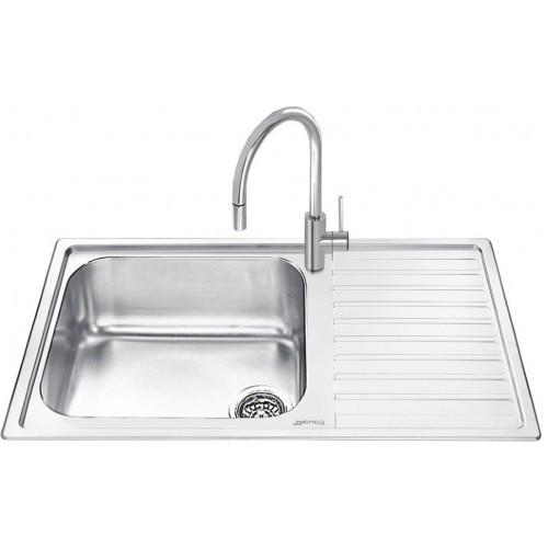 Кухонная мойка Smeg LGM861D-2