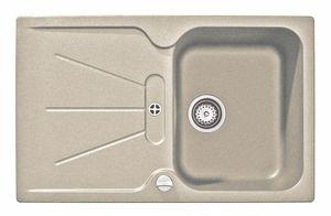 Кухонная мойка Teka CARA 45 B-TG TOPAZ BIEGE