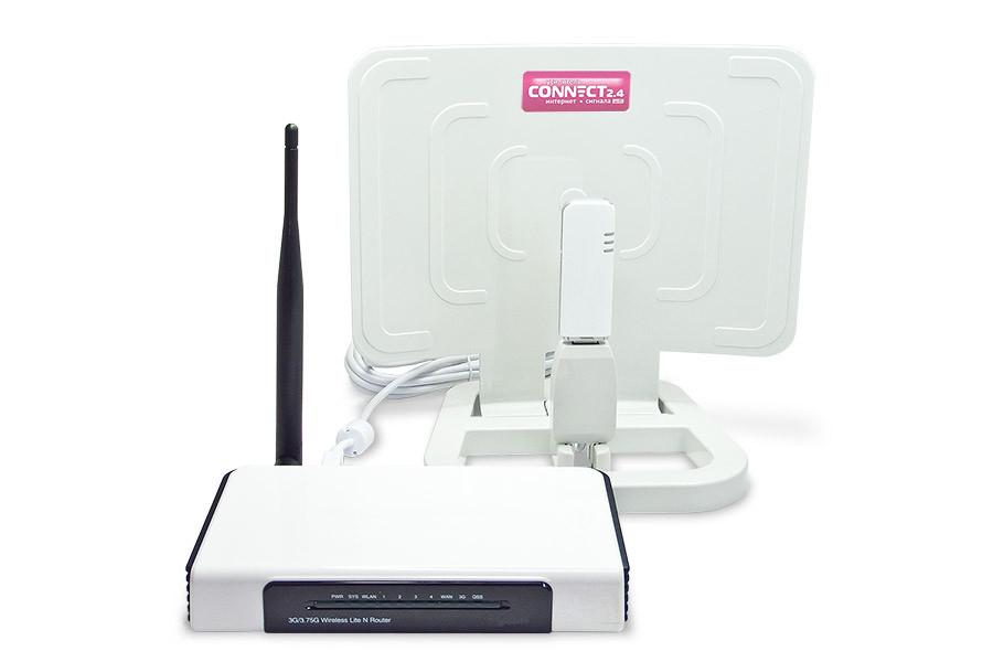 Усилитель интернет сигнала СЭМЗ РЭМО Connect 2.0