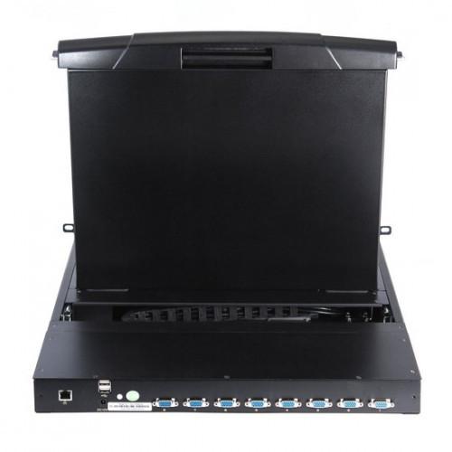 KVM консоль SHIP AS-7108ULG
