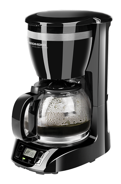 Кофеварка Redmond RCM-1510 (Черный) (Нет в наличии)