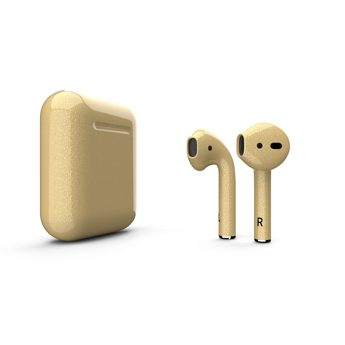 Наушники Apple AirPods Gold Collar