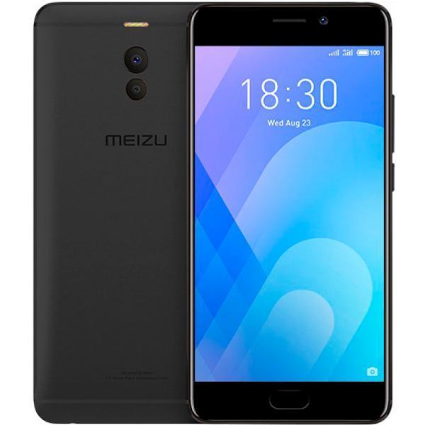 Смартфон Meizu M6 note 16Gb Black