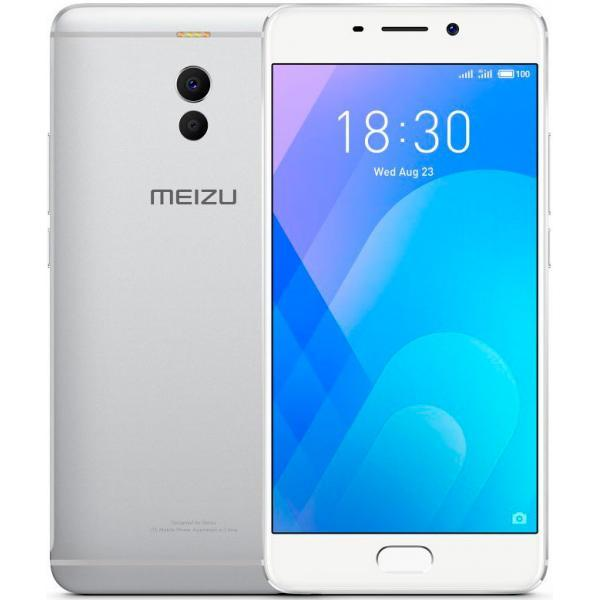 Смартфон Meizu M6 note 16Gb Silver