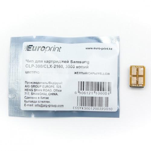 Чип, Europrint