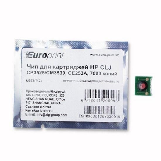 Чип, Europrint CE252A