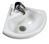 Рукомойник Santeri Радиан 48*40 (угловой) 131309S0010B0 белый