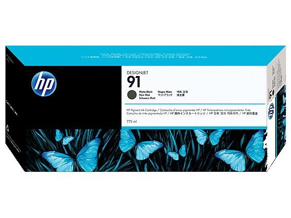 Картридж, HP (оригинал), C9471A, №91