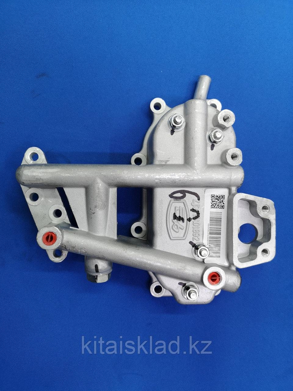 Масляный охладитель Теплообменник 4100QBZL турбовый