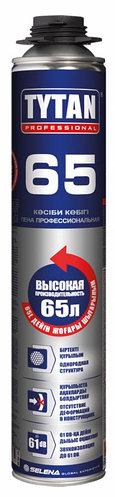 Монтажная пена Tytan профессиональная 65 O2 750 ml