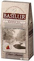 Чай чёрный Четыре сезона Зимний чай Winter tea, 100гр Basilur