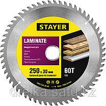 """Пильные диски """"Laminate line"""" для ламината, STAYER, фото 3"""
