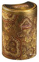 Чай чёрный рассыпной Восточная коллекция Золотой полумесяц Golden Crescent, 100гр Basilur