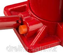 "Домкрат гидравлический бутылочный ""RED FORCE"", 2т, 181-345 мм, в кейсе, STAYER, фото 3"